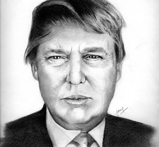 Donald Trump by jamz